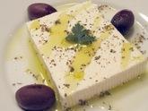フェタチーズ&オリーブ
